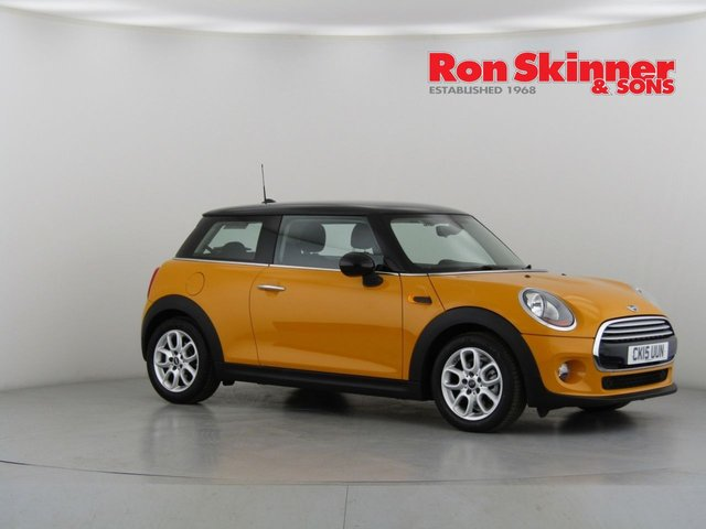 View our 2015 15 MINI HATCH COOPER 1.5 COOPER 3d 134 BHP