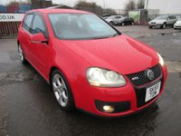 USED 2005 55 VOLKSWAGEN GOLF 2.0 GOLF GTI 5DR 198 BHP AUTOMATIC