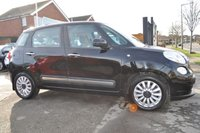 USED 2013 63 FIAT 500L 1.4 POP STAR 5d 95 BHP