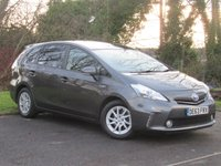 USED 2013 63 TOYOTA PRIUS PLUS 1.8 T4 5d AUTO 7 seater **7 SEATER**HYBRID**AUTOMATIC**