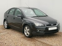 USED 2007 57 FORD FOCUS 1.8 ZETEC CLIMATE 5d 124 BHP