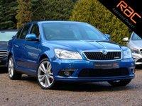 USED 2012 12 SKODA OCTAVIA 2.0 VRS TDI CR DSG 5d AUTO 170 BHP