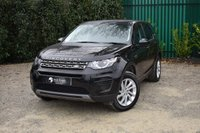 USED 2019 LAND ROVER DISCOVERY SPORT 2.0 SI4 SE 5d AUTO 238 BHP VAT QUALIFYING VAT QUALIFYING