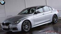2016 BMW 3 SERIES 335i M-SPORT SALOON AUTO 302 BHP £20990.00