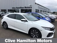 USED 2018 HONDA CIVIC 1.6 I-DTEC SE 5d 118 BHP