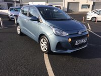 2017 HYUNDAI I10 1.0 SE 5d 65 BHP new model £7295.00