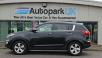 USED 2012 62 KIA SPORTAGE 1.7 CRDI 2 5d 114 BHP 0% FINANCE AVAILABLE ON THIS CAR - ENDS 31ST AUGUST! APPLY NOW!!