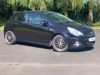 USED 2011 11 VAUXHALL CORSA 1.6 VXR 3d 189 BHP Stunning Vauxhall VXR with full Main agent service  History, Exchange gearbox new clutch, brake fluids changed this car has been very well maintained with Vauxhall documented history