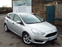 USED 2015 65 FORD FOCUS 1.6 STUDIO 5d 85 BHP One Owner