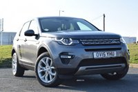 2015 LAND ROVER DISCOVERY SPORT 2.2 SD4 HSE 5d AUTO 190 BHP £21900.00