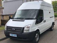 2014 FORD TRANSIT 2.2 RWD 350 LWB HIGH ROOF WINDOW FRAIL 100 BHP £5995.00