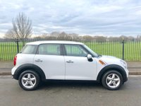 USED 2011 61 MINI COUNTRYMAN 1.6 COOPER D ALL4 5d 112 BHP