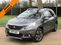 USED 2017 17 PEUGEOT 2008 1.2 PURETECH ALLURE 5d 82 BHP 1 OWNER ... GREAT SPEC..VERY LOW MILEAGE