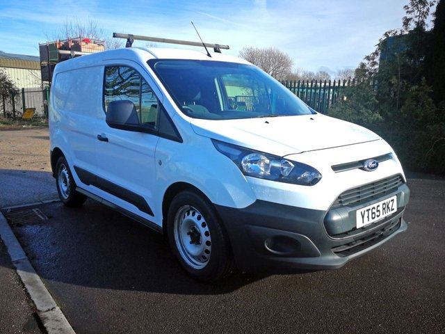 USED 2015 65 FORD TRANSIT CONNECT 1.6 200 P/V 1d 74 BHP ***Nationwide Delivery Available***