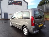 USED 2010 59 PEUGEOT PARTNER 1.6 S HDI 5d 74 BHP WHEELCHAIR ACCESSIBLE VEHICLE  3 Months National Warranty - 1 Years MOT and Service for New Owner