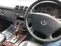 USED 2004 54 MERCEDES-BENZ M CLASS 5.0 ML500 5d AUTO 292 BHP