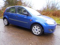 USED 2007 07 FORD FIESTA 1.2 STYLE 16V 5d 78 BHP **LOW MILEAGE**GREAT ECONOMY**LOW TAX**