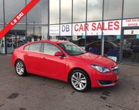 USED 2013 63 VAUXHALL INSIGNIA 1.8 SRI 5d 138 BHP NO DEPOSIT AVAILABLE, DRIVE AWAY TODAY!!