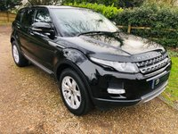USED 2012 62 LAND ROVER RANGE ROVER EVOQUE 2.2 SD4 PURE TECH AWD 5d AUTO 190 BHP (PAN ROOF)