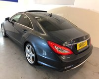 USED 2012 62 MERCEDES-BENZ CLS CLASS 3.0 CLS350 CDI BLUEEFFICIENCY AMG SPORT 4d AUTO 265 BHP WAS £15000 NOW £14350 SAVING £650 Mega Summer Flash Sale !!1 Former Keeper With Full Mercedes-Benz Service History Stunning