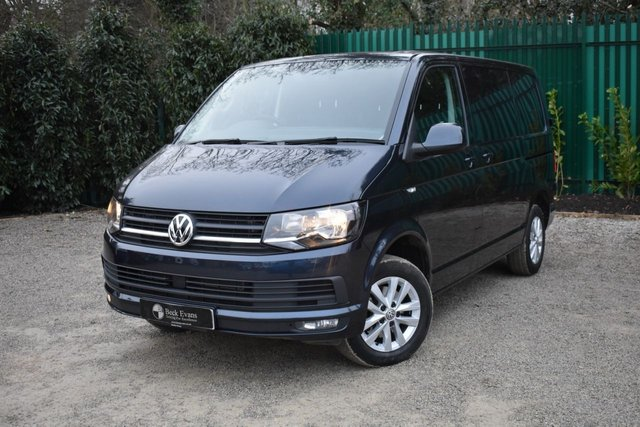 View our VOLKSWAGEN T6 HIGHLINE