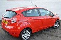 USED 2013 13 FORD FIESTA 1.2 STYLE 5d 59 BHP PREPARED AND READY TO DRIVE AWAY