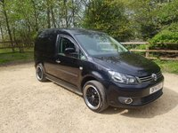 2014 VOLKSWAGEN CADDY 1.6 C20 TDI HIGHLINE *NO VAT* 5d 102BHP AIR CON SERVICE HISTORY £6850.00
