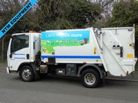 2010 ISUZU TRUCKS FORWARD 5.2 N75.190 S AUTO 190 BHP REFUSE/RECYCLING/ RUBBISH DUSTCART WITH BIN LIFT £9995.00