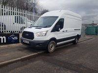 2015 FORD TRANSIT 2.2 350 5D 125 BHP LWB 6 SPEED HIGH ROOF  £SOLD