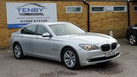 USED 2012 12 BMW 7 SERIES 3.0 730D SE 4d AUTO 242 BHP