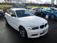 USED 2012 12 BMW 1 SERIES 2.0 118D SPORT PLUS EDITION 2d 141 BHP ABSOLUTELY STUNNING LOW MILEAGE EXAMPLE WITH HUGE SPEC !!