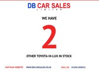 USED 2015 65 TOYOTA HI-LUX 2.5 ACTIVE 4X4 D-4D DCB 1d 142 BHP NO DEPOSIT AVAILABLE, DRIVE AWAY TODAY!!