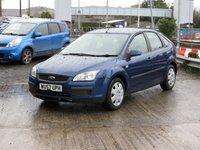 2007 FORD FOCUS 1.6 LX 5d 100 BHP £2495.00