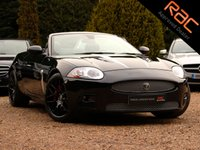 USED 2007 56 JAGUAR XK 4.2 XKR SUPERCHARGED 2d AUTO 416 BHP