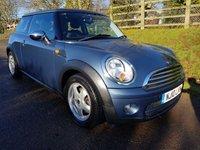 2010 MINI HATCH COOPER 1.6 COOPER D 3d 108 BHP £4695.00