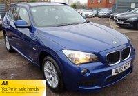 2012 BMW X1 2.0 XDRIVE20D M SPORT 5d 174 BHP £10045.00