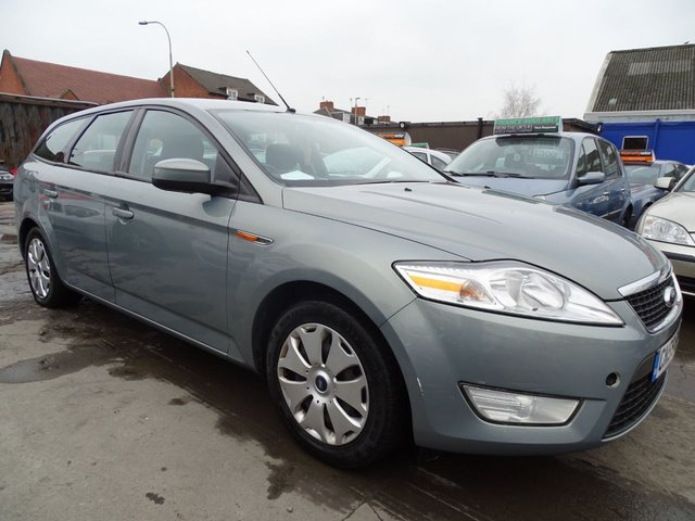 USED 2009 59 FORD MONDEO 2.0 ECONETIC TDCI ESTATE DRIVES WELL NO ISSUES