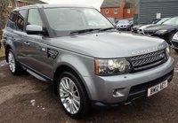 2012 LAND ROVER RANGE ROVER SPORT 3.0 SDV6 HSE 5d AUTO 255 BHP £19990.00