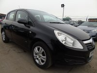 2009 VAUXHALL CORSA 1.0 ACTIVE LOW MILES DRIVES WELL YEAR MOT £2195.00