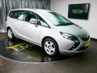 USED 2015 65 VAUXHALL ZAFIRA TOURER 1.4 EXCLUSIV 5d AUTO 138 BHP £0 DEPOSIT FINANCE AVAILABLE, 7 SEATS, AIR CONDITIONING, CLIMATE CONTROL, CRUISE CONTROL, DAB RADIO, DAYTIME RUNNING LIGHTS, PARKING SENSORS, STEERING WHEEL CONTROLS, TRIP COMPUTER, TYRE PRESSURE MONITOR