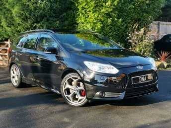 2012 FORD FOCUS 2.0 ST-3 5d 247 BHP - PETROL - PANTHER BLACK £11628.00