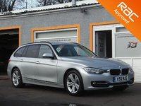 USED 2013 13 BMW 3 SERIES 1.6 316I SPORT TOURING 5d AUTO 135 BHP Stunning Looking Car, Leather, Heated Seats, Sat Nav, Must Be Seen!!