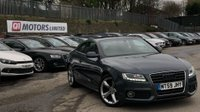 USED 2009 59 AUDI A5 2.0 TFSI S line Special Edition 2dr B&O/Xenon/Sensors/Heated/2Keys