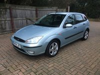 2004 FORD FOCUS 1.8 EDGE TDCI 5d 115 BHP £1490.00