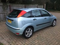 USED 2004 54 FORD FOCUS 1.8 EDGE TDCI 5d 115 BHP LOVELY CONDITION + LOW MILEAGE + SERVICE HISTORY