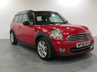 USED 2010 60 MINI CLUBMAN 1.6 COOPER 5d 122 BHP EXCELLENT 6 STAMP FULL UP TO DATE MINI MAIN DEALERSHIP SERVICE HISTORY