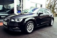 USED 2015 64 AUDI A3 1.6 TDI SE 5d 109 BHP *SPECIAL APRIL OFFER 2 YEARS FREE SERVICING ON THIS CAR*