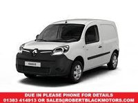 USED 2015 65 RENAULT KANGOO 1.5 ML19 BUSINESS DCI 1d 89 BHP LOW MILEAGE VAN PLYLINED AND SIDE LOADING DOOR