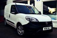 2016 FIAT DOBLO 1.2 16V MULTIJET 1d 90 BHP £5495.00