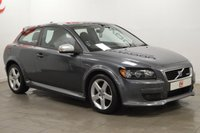 USED 2009 59 VOLVO C30 1.6 R-DESIGN 3d 100 BHP LOW MILES + FULL HISTORY + 2 OWNERS + PART EX WELCOME
